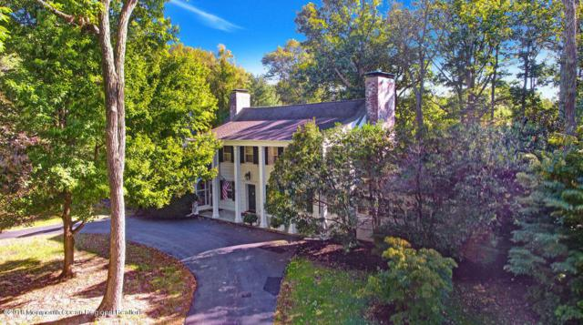 1172 Deal Road, Ocean Twp, NJ 07712 (MLS #21841258) :: Vendrell Home Selling Team