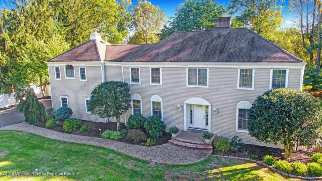 27 Partridge Way, Colts Neck, NJ 07722 (MLS #21841259) :: Vendrell Home Selling Team