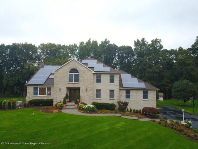 30 Shira Lane, Manalapan, NJ 07726 (MLS #21841313) :: The Dekanski Home Selling Team