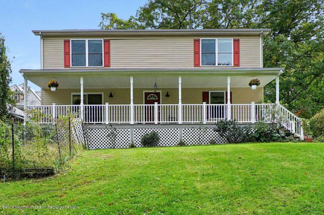 624 Woodgate Avenue, Long Branch, NJ 07740 (#21841554) :: Daunno Realty Services, LLC