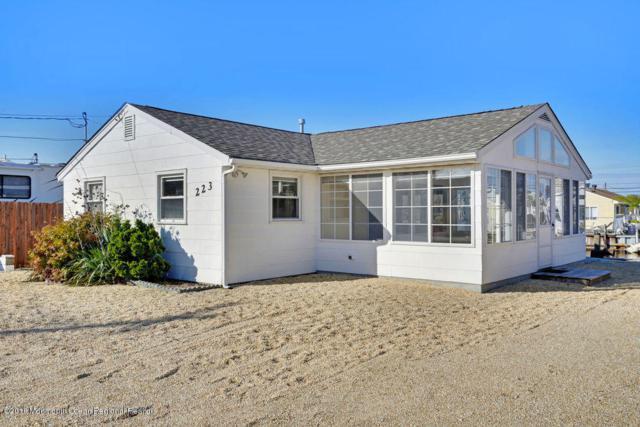 223 Cedar Drive, Bayville, NJ 08721 (MLS #21841660) :: The Dekanski Home Selling Team