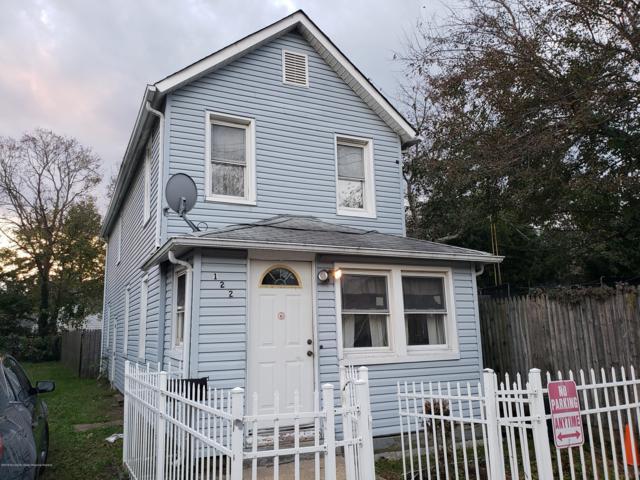 122 John Street, Long Branch, NJ 07740 (MLS #21841688) :: The Dekanski Home Selling Team