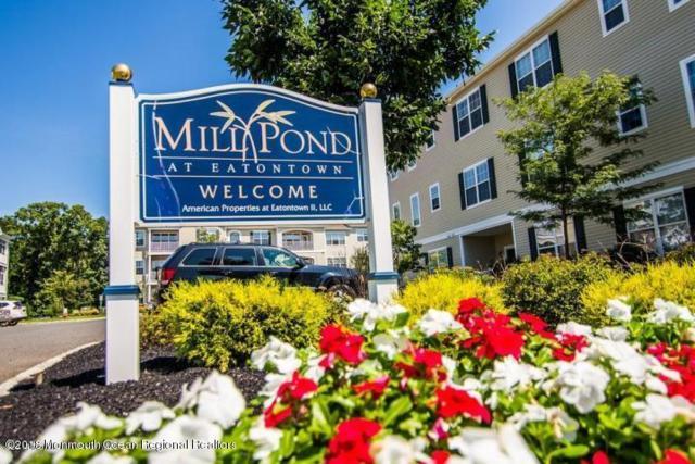 138 Millpond Way, Eatontown, NJ 07724 (MLS #21841695) :: The MEEHAN Group of RE/MAX New Beginnings Realty