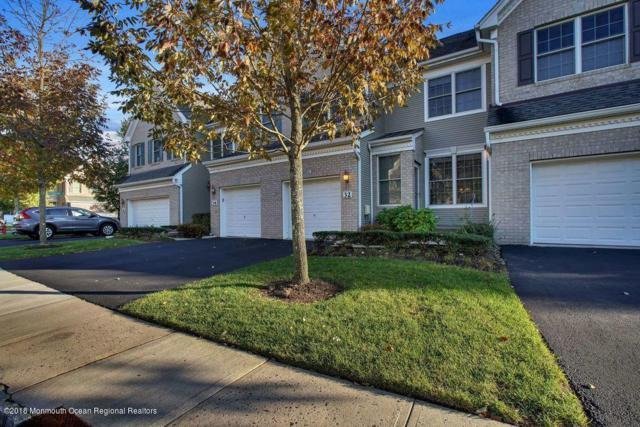 32 Chatsworth Road, Manalapan, NJ 07726 (MLS #21841859) :: The Dekanski Home Selling Team