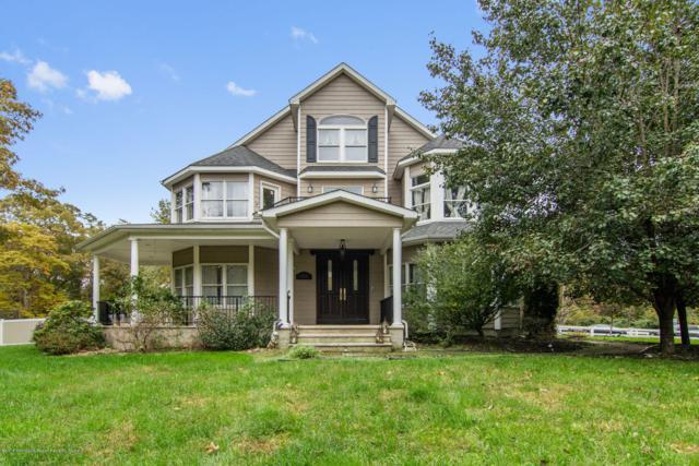 1164 Maxim Southard Road, Howell, NJ 07731 (MLS #21842386) :: The Dekanski Home Selling Team