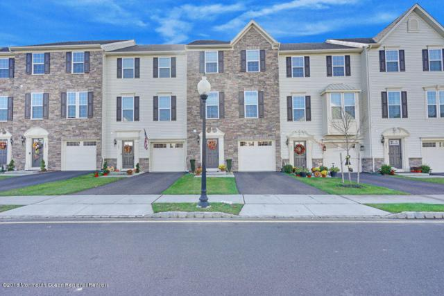 204 Mississippi Street #604, Toms River, NJ 08755 (MLS #21843162) :: The MEEHAN Group of RE/MAX New Beginnings Realty