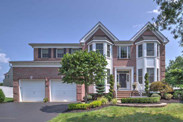 30 Buckingham Drive, Manalapan, NJ 07726 (MLS #21843908) :: The Dekanski Home Selling Team