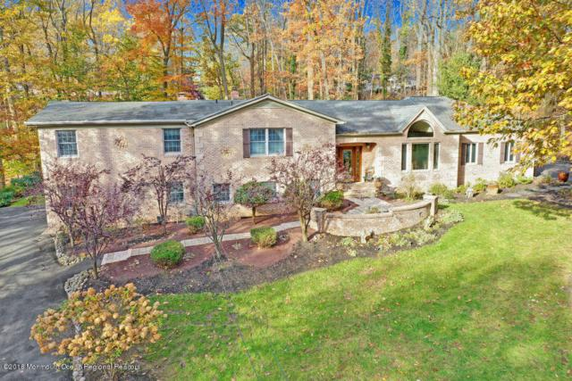 15 Mount Drive, Holmdel, NJ 07733 (#21844140) :: The Force Group, Keller Williams Realty East Monmouth