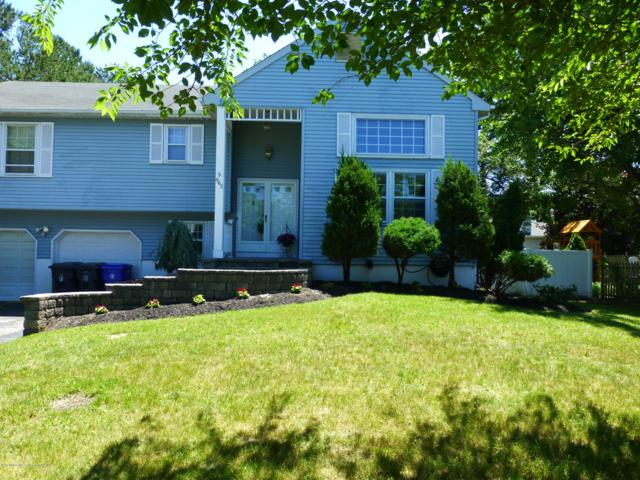 963 Reed Drive, Toms River, NJ 08753 (#21844153) :: Daunno Realty Services, LLC