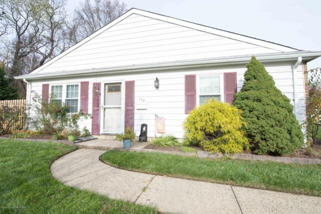 150 Kingsley Way, Freehold, NJ 07728 (MLS #21844163) :: Crossing Bridges Team