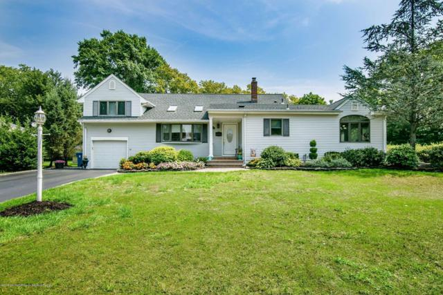 12 Old Manor Road, Holmdel, NJ 07733 (#21844185) :: The Force Group, Keller Williams Realty East Monmouth