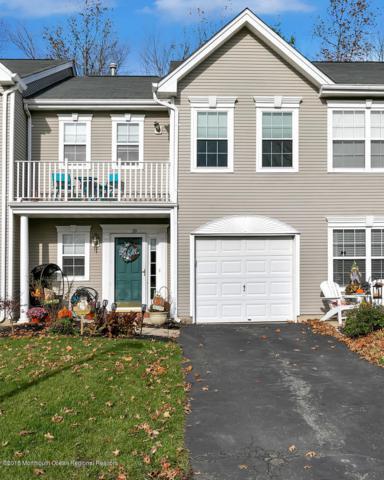 22 Picket Place #1000, Freehold, NJ 07728 (MLS #21844377) :: The Dekanski Home Selling Team
