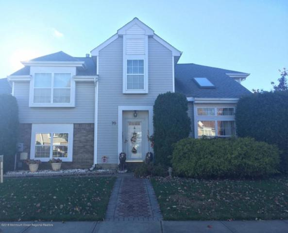 70 Pacer Lane, Freehold, NJ 07728 (MLS #21844870) :: The MEEHAN Group of RE/MAX New Beginnings Realty