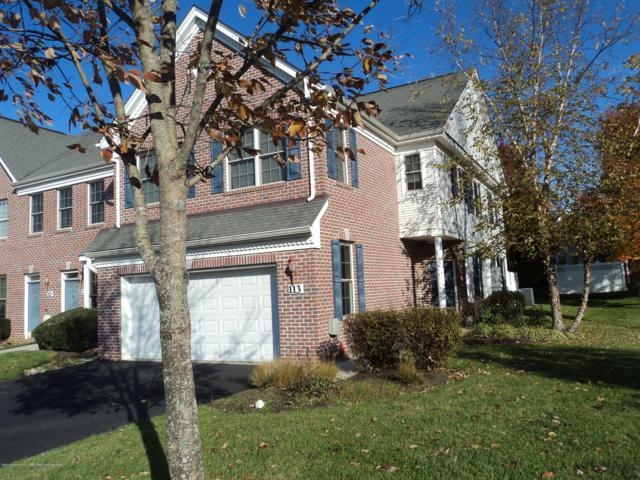 113 Deepwater Circle, Manalapan, NJ 07726 (MLS #21845178) :: The Dekanski Home Selling Team