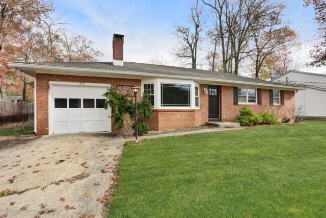 879 Brookside Drive, Toms River, NJ 08753 (#21845336) :: Daunno Realty Services, LLC