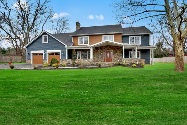 166 Millstone Road, Millstone, NJ 08535 (MLS #21845621) :: Vendrell Home Selling Team