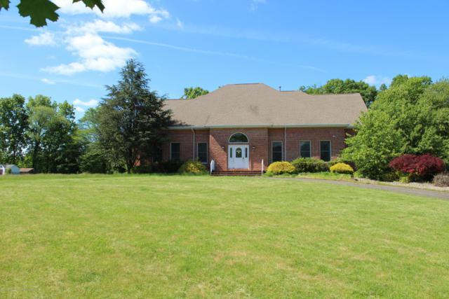 8 Michael Court, Millstone, NJ 08510 (MLS #21845888) :: Vendrell Home Selling Team