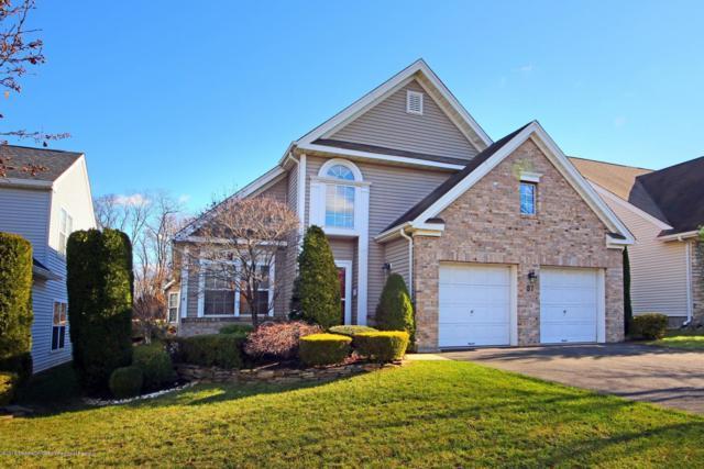 87 Freesia Court, Holmdel, NJ 07733 (MLS #21846083) :: Vendrell Home Selling Team