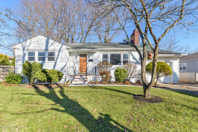 51 Wilson Circle E, Red Bank, NJ 07701 (MLS #21846567) :: The MEEHAN Group of RE/MAX New Beginnings Realty
