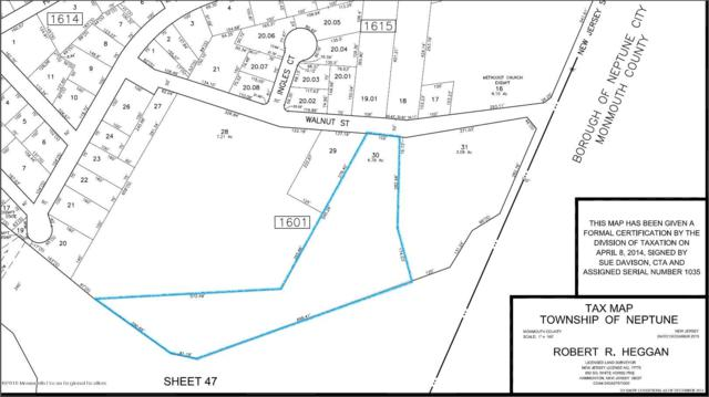 107 Walnut Street, Neptune Township, NJ 07753 (MLS #21846608) :: Crossing Bridges Team