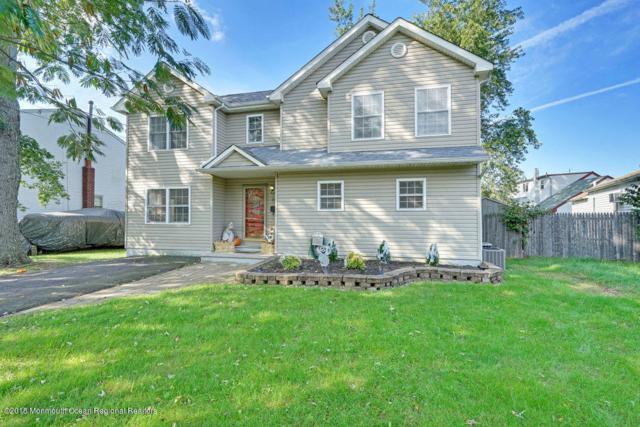 8 Maple Drive, Hazlet, NJ 07730 (MLS #21846894) :: Vendrell Home Selling Team