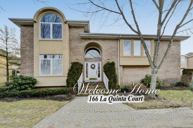 166 La Quinta Court N166, Holmdel, NJ 07733 (MLS #21847974) :: The MEEHAN Group of RE/MAX New Beginnings Realty
