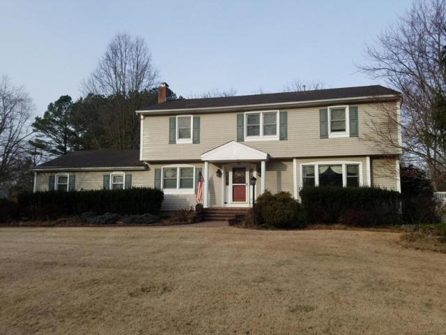63 Hampton Drive, Freehold, NJ 07728 (MLS #21900566) :: The MEEHAN Group of RE/MAX New Beginnings Realty