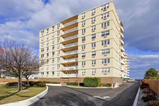 675 Ocean Avenue 7N, Long Branch, NJ 07740 (MLS #21901417) :: The MEEHAN Group of RE/MAX New Beginnings Realty