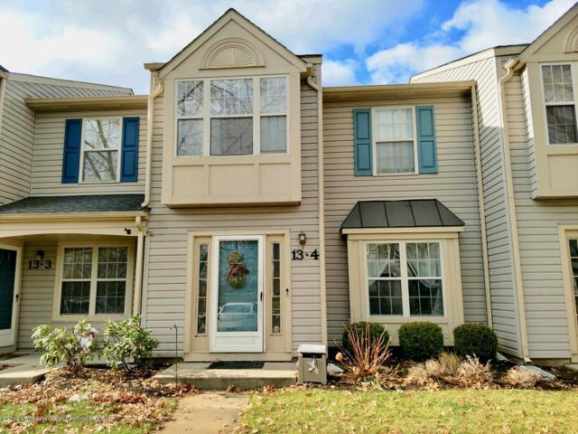 13 Stuart Drive #4, Freehold, NJ 07728 (MLS #21901500) :: The MEEHAN Group of RE/MAX New Beginnings Realty