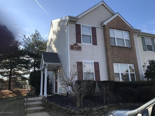 17 Gloucester Court #1, Freehold, NJ 07728 (MLS #21901638) :: The MEEHAN Group of RE/MAX New Beginnings Realty