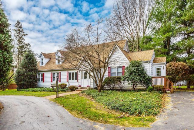 135 Crawfords Corner Road, Holmdel, NJ 07733 (#21901765) :: The Force Group, Keller Williams Realty East Monmouth