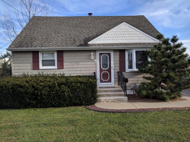 9 Frances Drive, Freehold, NJ 07728 (MLS #21901980) :: The Dekanski Home Selling Team