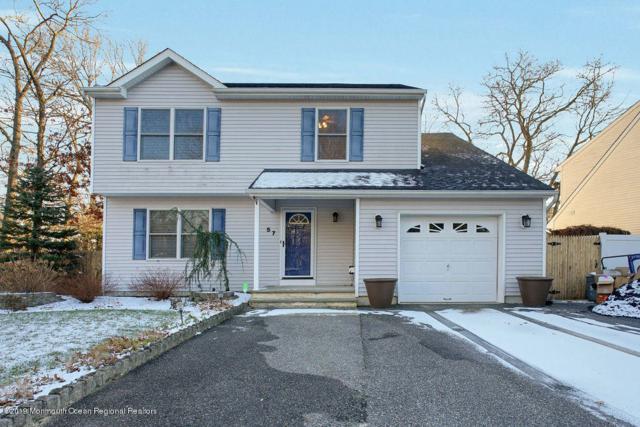 57 Woodland Drive, Brick, NJ 08723 (#21902063) :: Daunno Realty Services, LLC
