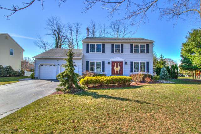 11 Patterson Court, Holmdel, NJ 07733 (MLS #21902197) :: The MEEHAN Group of RE/MAX New Beginnings Realty