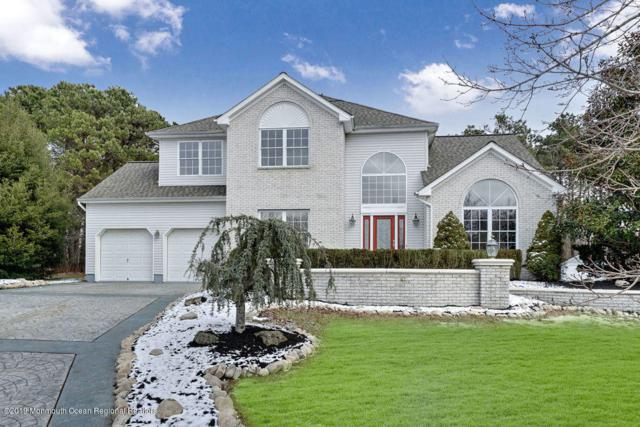 1998 Country Trce, Toms River, NJ 08753 (#21902200) :: Daunno Realty Services, LLC