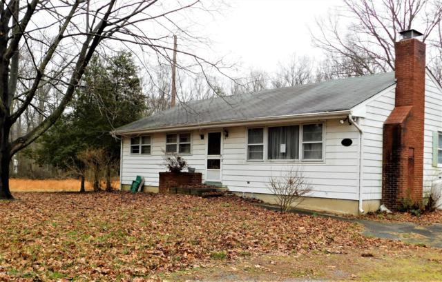 690 Route 539, New Egypt, NJ 08533 (MLS #21902397) :: The Dekanski Home Selling Team
