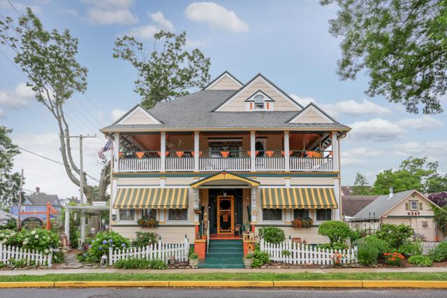 117 Marcellus Avenue, Manasquan, NJ 08736 (MLS #21902401) :: The Dekanski Home Selling Team
