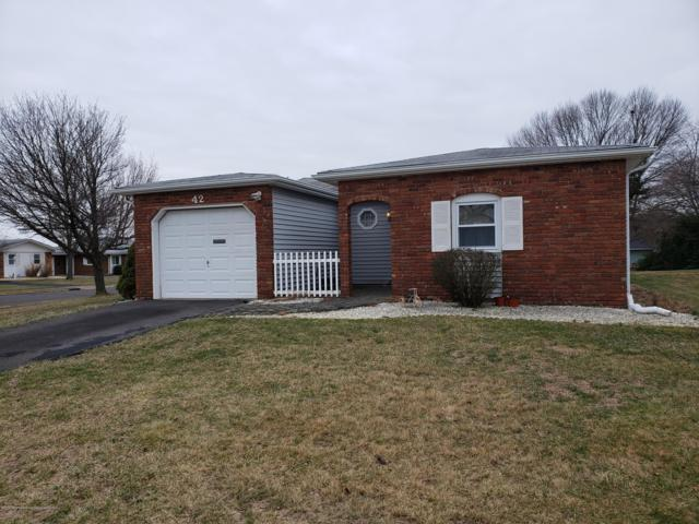42 Darley Circle, Brick, NJ 08724 (#21902524) :: The Force Group, Keller Williams Realty East Monmouth