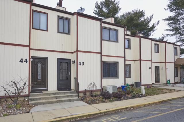 43 Ellen Heath Drive, Matawan, NJ 07747 (MLS #21902645) :: The MEEHAN Group of RE/MAX New Beginnings Realty
