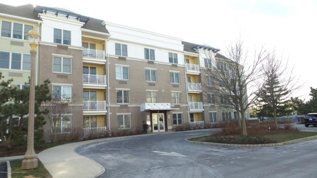 55 Melrose Terrace #414, Long Branch, NJ 07740 (MLS #21902809) :: The MEEHAN Group of RE/MAX New Beginnings Realty