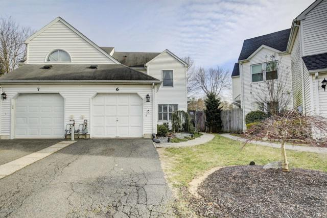 6 Dickenson Court, Freehold, NJ 07728 (MLS #21902906) :: The MEEHAN Group of RE/MAX New Beginnings Realty