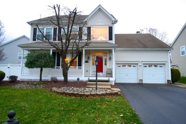 27 Petra Drive, Morganville, NJ 07751 (MLS #21902907) :: The MEEHAN Group of RE/MAX New Beginnings Realty