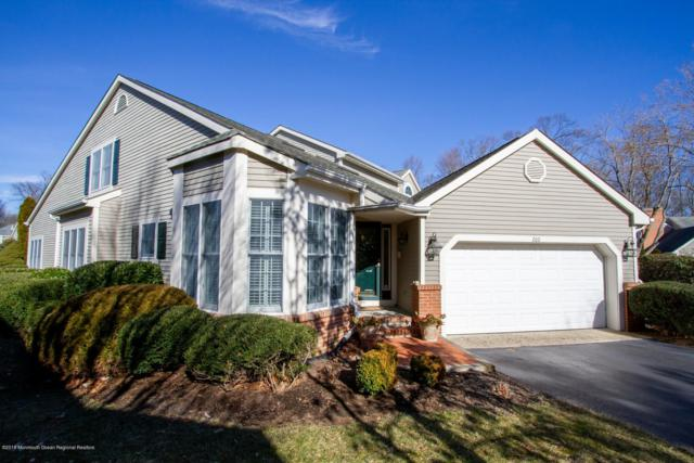 200 Heritage Court, Little Silver, NJ 07739 (MLS #21903118) :: The MEEHAN Group of RE/MAX New Beginnings Realty