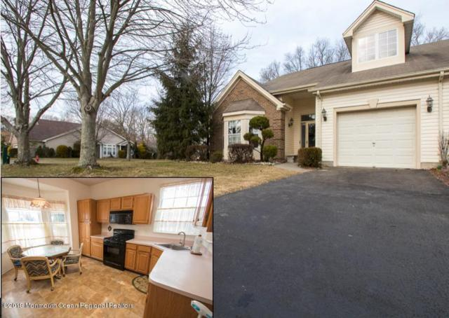 136 Driftwood Drive, Bayville, NJ 08721 (MLS #21903756) :: The MEEHAN Group of RE/MAX New Beginnings Realty