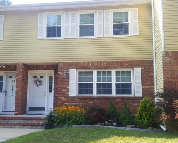 34 Townsend Drive, Matawan, NJ 07747 (MLS #21904101) :: The MEEHAN Group of RE/MAX New Beginnings Realty