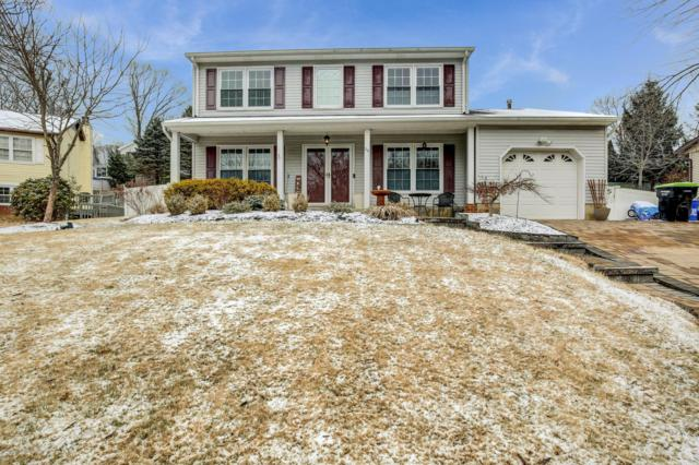 36 Ledge Terrace, Old Bridge, NJ 08857 (MLS #21905043) :: The MEEHAN Group of RE/MAX New Beginnings Realty