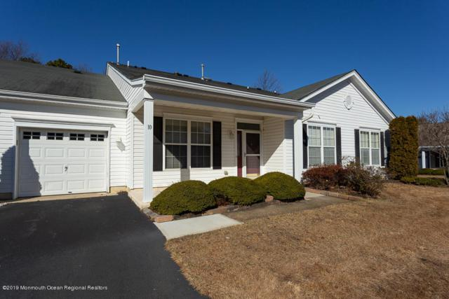 10 Greenwillows Drive #1000, Lakewood, NJ 08701 (MLS #21905852) :: The MEEHAN Group of RE/MAX New Beginnings Realty