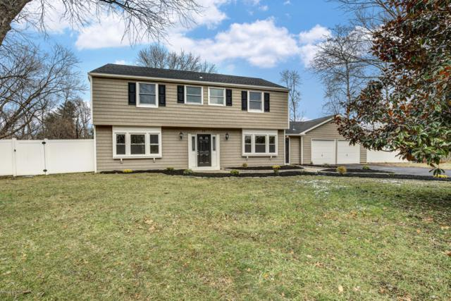 32 Surrey Court, Freehold, NJ 07728 (MLS #21905861) :: The MEEHAN Group of RE/MAX New Beginnings Realty