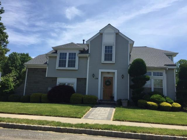 174 Kentucky Way, Freehold, NJ 07728 (MLS #21905892) :: The MEEHAN Group of RE/MAX New Beginnings Realty