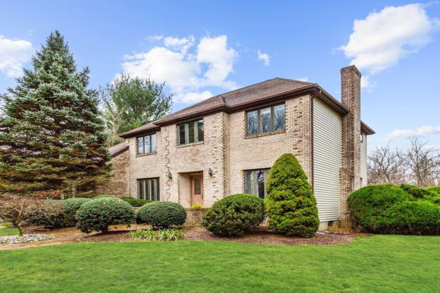 2 Candlelight Drive, Holmdel, NJ 07733 (MLS #21905974) :: The MEEHAN Group of RE/MAX New Beginnings Realty